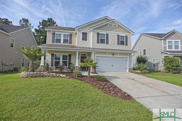 57 Melody Drive, Pooler, GA 31322 (MLS #248948) :: Luxe Real Estate Services