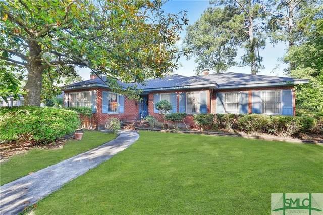 5116 Abercorn Street, Savannah, GA 31405 (MLS #248967) :: The Arlow Real Estate Group