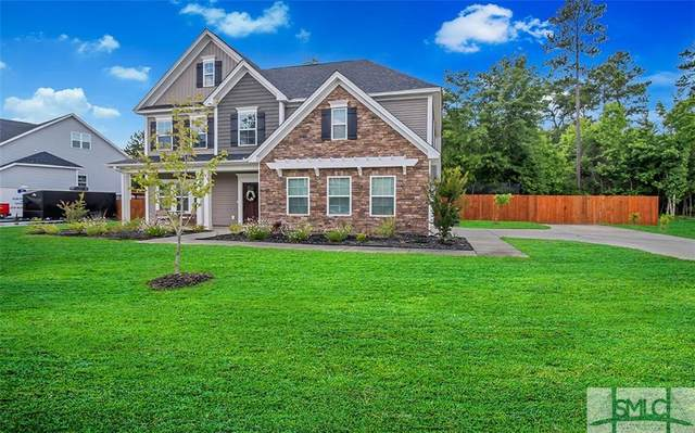 617 Majestic Drive, Guyton, GA 31312 (MLS #248970) :: Coastal Savannah Homes