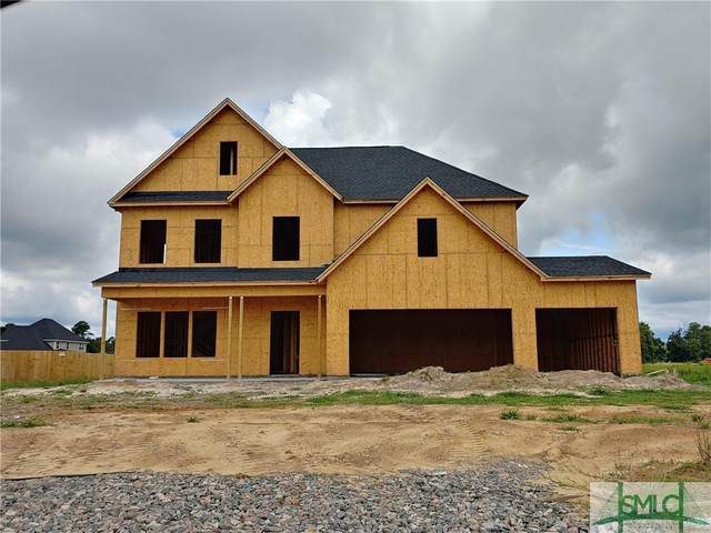 77 Akins Ranch Road, Ludowici, GA 31316 (MLS #249053) :: Keller Williams Coastal Area Partners