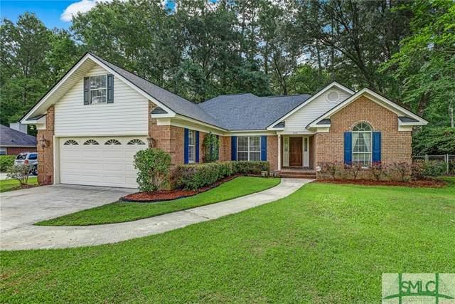 516 Greenwich Drive, Richmond Hill, GA 31324 (MLS #249073) :: The Arlow Real Estate Group