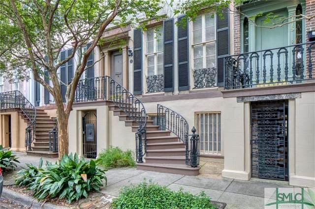 113 W Gordon Street, Savannah, GA 31401 (MLS #249096) :: The Arlow Real Estate Group