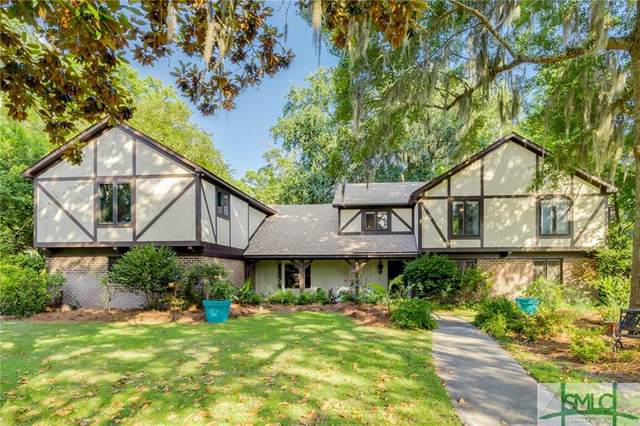 110 N Millward Road, Savannah, GA 31410 (MLS #249127) :: Heather Murphy Real Estate Group