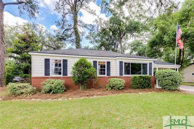 3119 Gilbert Street, Savannah, GA 31404 (MLS #249152) :: Heather Murphy Real Estate Group