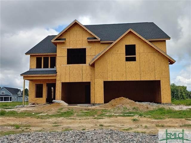 95 Akins Ranch Road, Ludowici, GA 31316 (MLS #249185) :: Keller Williams Coastal Area Partners