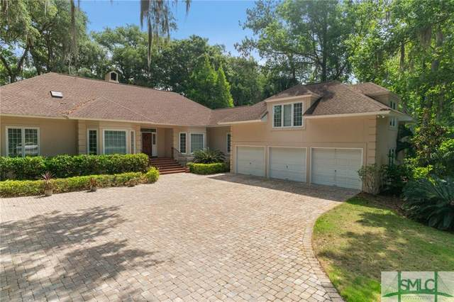 2 Rookery Road, Savannah, GA 31411 (MLS #249212) :: Luxe Real Estate Services