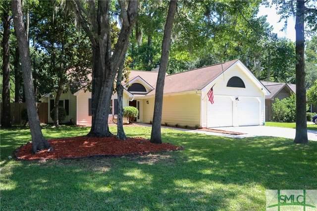 90 Red Fox Drive, Savannah, GA 31419 (MLS #249232) :: The Arlow Real Estate Group