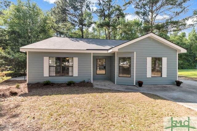 118 Huger Street, Rincon, GA 31326 (MLS #250252) :: Luxe Real Estate Services