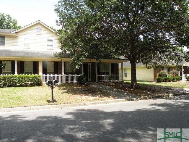 116 Trellis Way, Savannah, GA 31419 (MLS #250266) :: The Arlow Real Estate Group