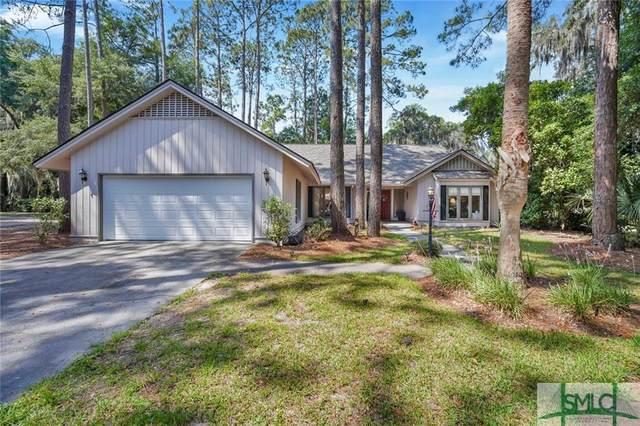 9 Bowline Court, Savannah, GA 31411 (MLS #250269) :: The Arlow Real Estate Group
