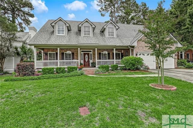 6 Windfield Court, Savannah, GA 31406 (MLS #250289) :: Keller Williams Realty-CAP