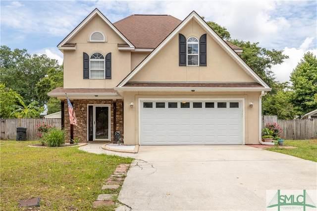 121 Kings Court, Savannah, GA 31406 (MLS #250376) :: The Arlow Real Estate Group
