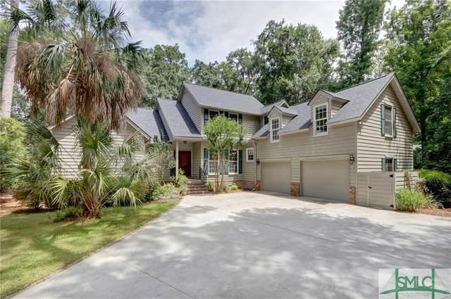 2 Captain Dunbar Lane, Savannah, GA 31411 (MLS #250408) :: Liza DiMarco