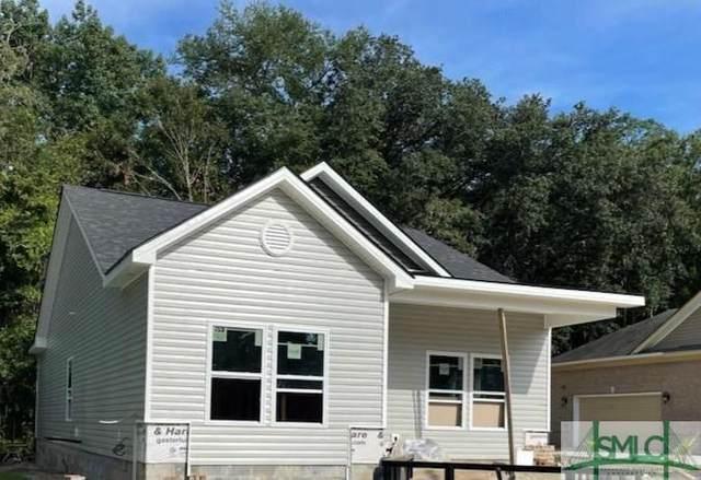 4006 Walton Street, Savannah, GA 31405 (MLS #250488) :: Statesboro Real Estate