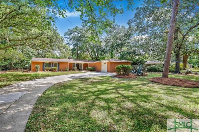 114 Hopecrest Avenue, Savannah, GA 31406 (MLS #250495) :: Keller Williams Coastal Area Partners