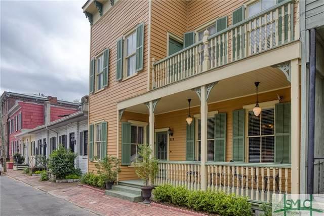 539 E Congress Street, Savannah, GA 31401 (MLS #250512) :: Keller Williams Realty-CAP