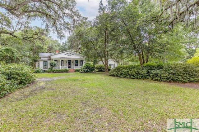 214 Mcintyre Road, Guyton, GA 31312 (MLS #250514) :: Savannah Real Estate Experts