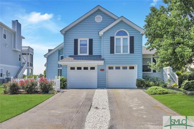 54 & 56 Captains View, Tybee Island, GA 31328 (MLS #250583) :: Coldwell Banker Access Realty