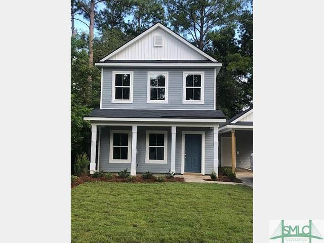 340 Carter Street, Richmond Hill, GA 31324 (MLS #250614) :: Coldwell Banker Access Realty