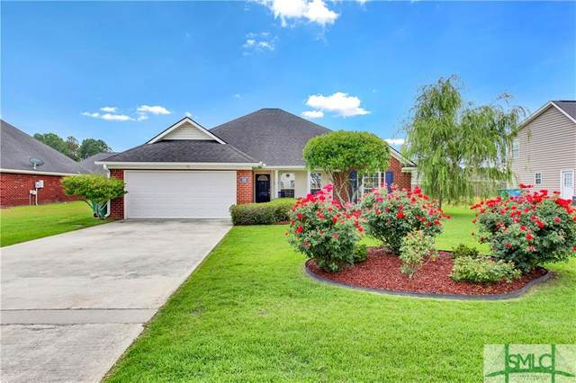 316 Pebble Drive, Rincon, GA 31326 (MLS #250642) :: Keller Williams Realty-CAP