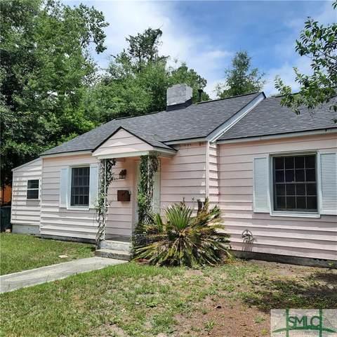 16 Hibiscus Drive, Savannah, GA 31404 (MLS #250647) :: The Arlow Real Estate Group