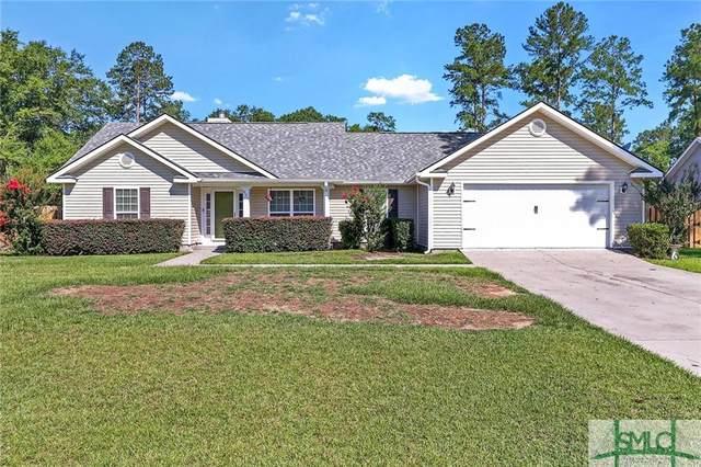 521 Adelante Lane, Guyton, GA 31312 (MLS #250743) :: Luxe Real Estate Services