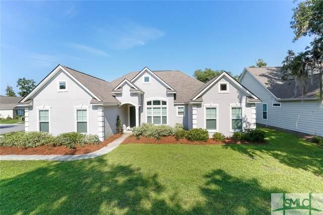 12 Peaberry Lane, Savannah, GA 31419 (MLS #250751) :: Keller Williams Realty-CAP