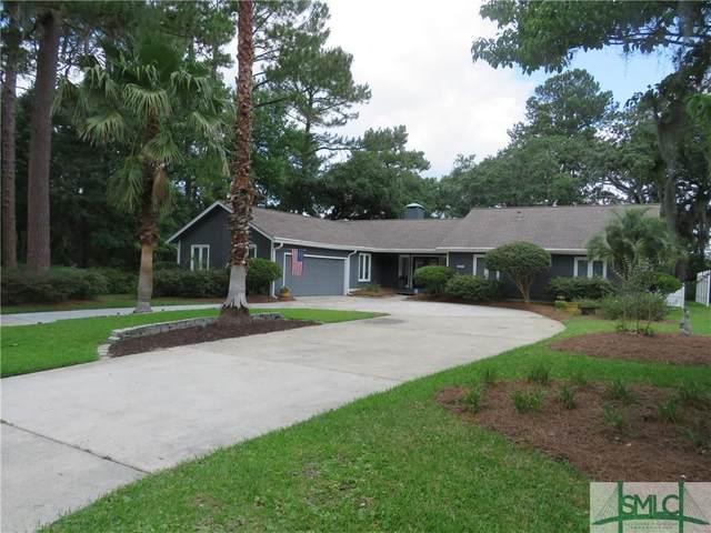 6800 Sandnettles Drive, Savannah, GA 31410 (MLS #250808) :: Heather Murphy Real Estate Group