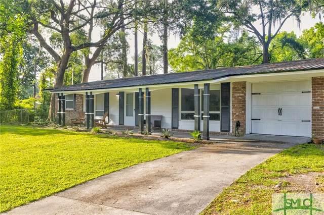 401 Sharondale Road, Savannah, GA 31419 (MLS #250815) :: Keller Williams Realty-CAP