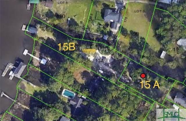 1 Brewster Street Lot 15A, Savannah, GA 31419 (MLS #250819) :: Keller Williams Coastal Area Partners