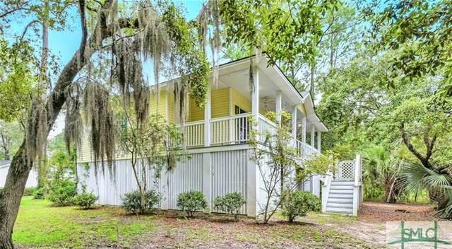 5 Rio Road, Savannah, GA 31419 (MLS #250825) :: The Sheila Doney Team