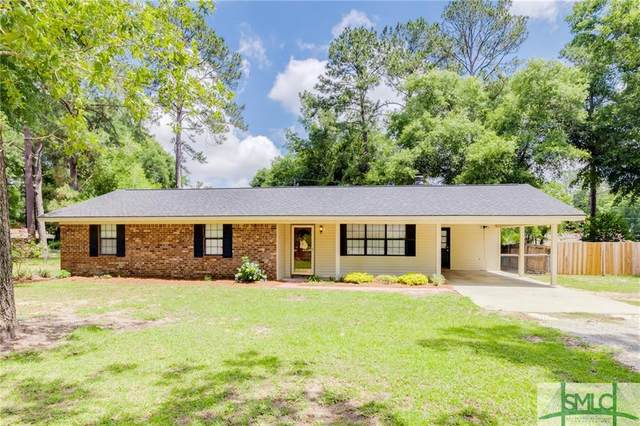 105 Fox Street, Springfield, GA 31329 (MLS #250857) :: Heather Murphy Real Estate Group