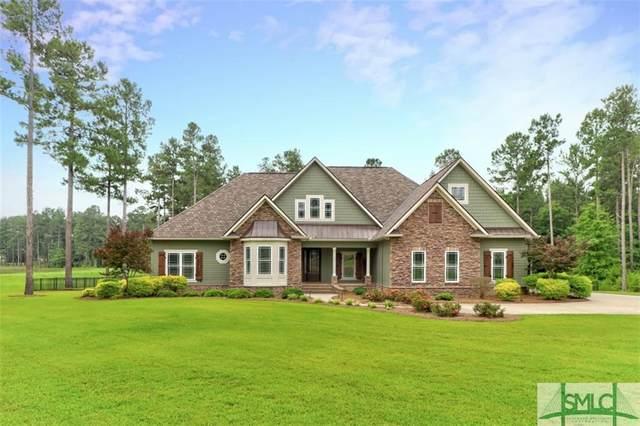 255 Alexander Farms Road W, Statesboro, GA 30458 (MLS #250874) :: Keller Williams Coastal Area Partners