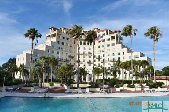 700 Wilmington Island Road #304, Savannah, GA 31410 (MLS #250875) :: Heather Murphy Real Estate Group