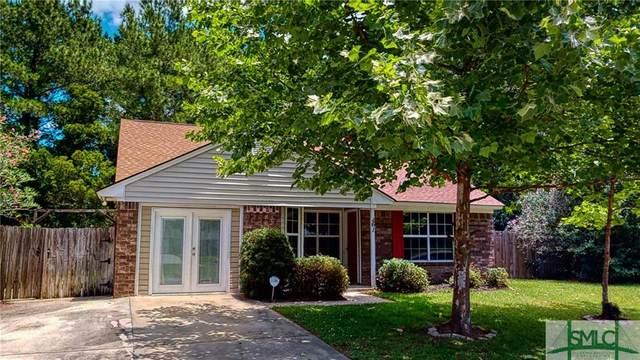 61 Golden Way, Richmond Hill, GA 31324 (MLS #250921) :: Coldwell Banker Access Realty
