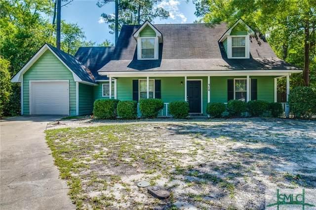 904 Pintail Court, Hinesville, GA 31313 (MLS #250926) :: Keller Williams Realty-CAP