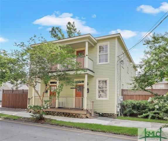 618 Price Street, Savannah, GA 31401 (MLS #250956) :: Bocook Realty