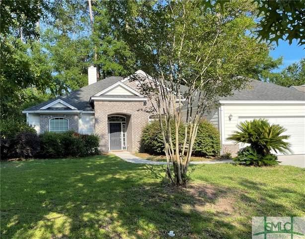 5 Amarella Lane, Savannah, GA 31419 (MLS #250982) :: Keller Williams Realty-CAP