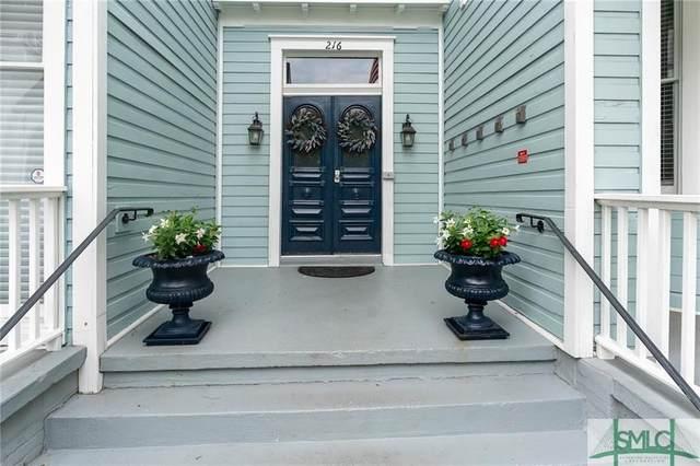 216 W Park Avenue, Savannah, GA 31401 (MLS #250996) :: Keller Williams Coastal Area Partners