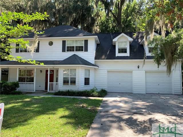 117 E Sagebrush Lane, Savannah, GA 31419 (MLS #251009) :: The Arlow Real Estate Group