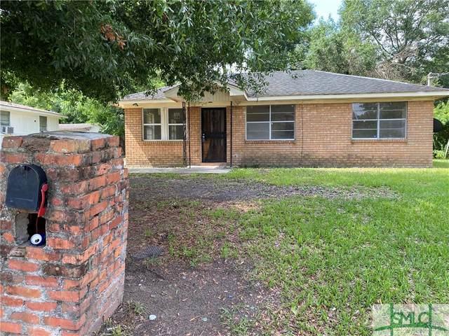 815 Tatem Street, Savannah, GA 31405 (MLS #251011) :: Keller Williams Realty-CAP