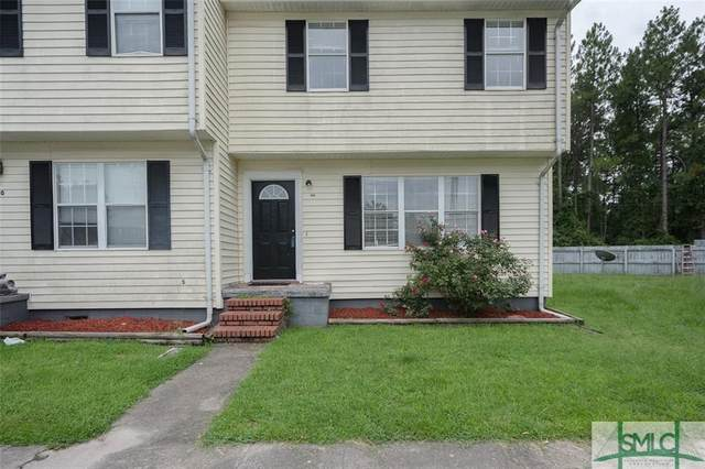1100 Pineland Avenue 9H, Hinesville, GA 31313 (MLS #251062) :: Keller Williams Realty Coastal Area Partners