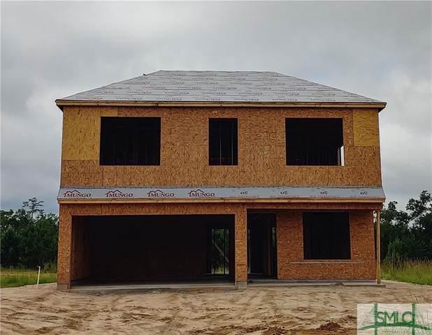 427 Tondee Way, Midway, GA 31320 (MLS #251081) :: The Allen Real Estate Group