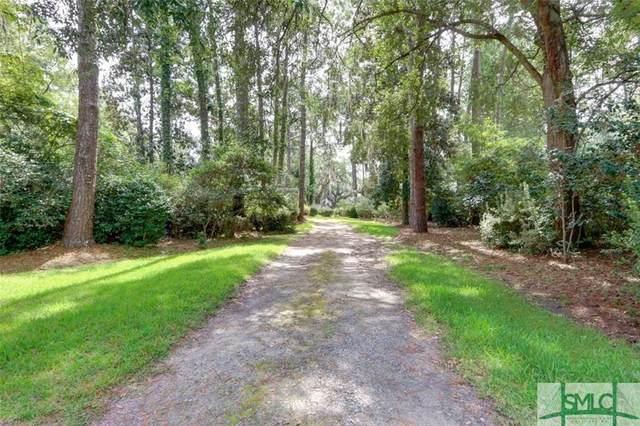 2611 Salcedo Avenue, Savannah, GA 31406 (MLS #251126) :: The Arlow Real Estate Group