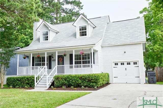 134 Stockbridge Drive, Savannah, GA 31419 (MLS #251182) :: The Arlow Real Estate Group