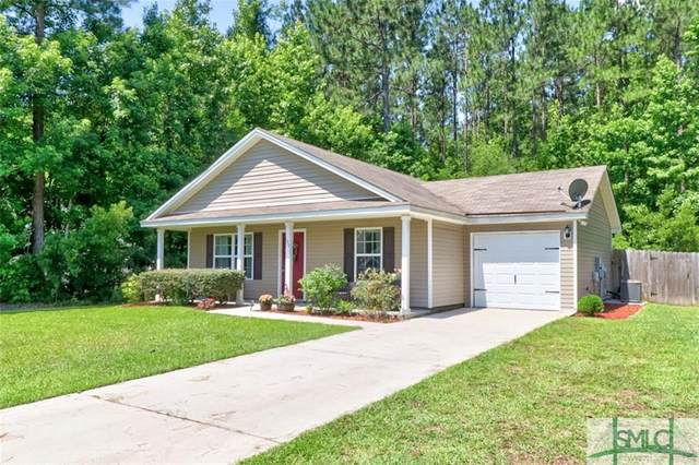 120 Sand Pine Court, Springfield, GA 31329 (MLS #251242) :: The Arlow Real Estate Group