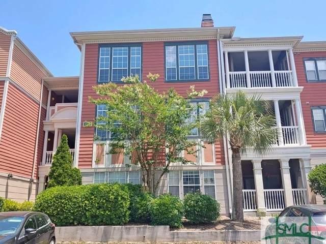 1723 Whitemarsh Way, Savannah, GA 31410 (MLS #251306) :: The Hilliard Group