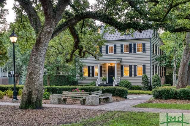 22 Habersham Street, Savannah, GA 31401 (MLS #251345) :: The Arlow Real Estate Group