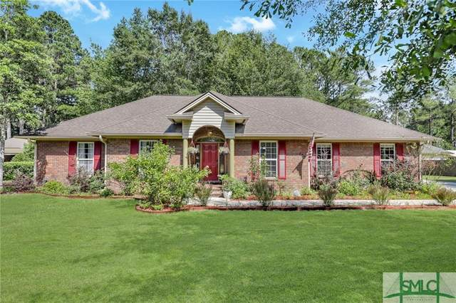 109 Village Drive, Guyton, GA 31312 (MLS #251409) :: Coldwell Banker Access Realty