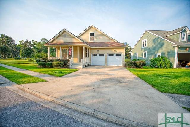 151 Academy Lane, Midway, GA 31320 (MLS #251419) :: Heather Murphy Real Estate Group
